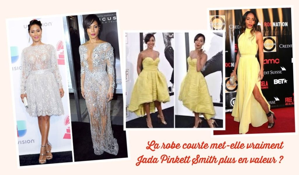 Robe Longue Jada Pinkett Smith