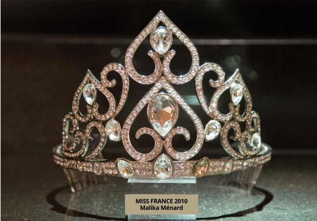 Couronne Miss France 2010 Julien d'Orcel