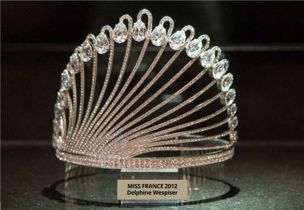 Couronne Miss France 2012 Julien d'Orcel