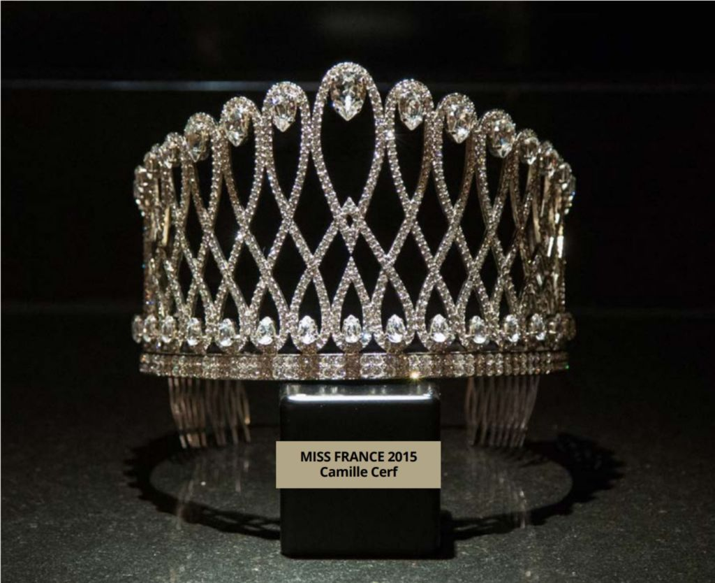 Couronne Miss France 2015 Julien d'Orcel
