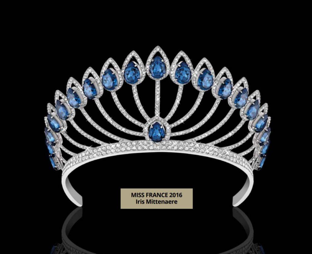 Couronne Miss France 2016 Julien d'Orcel