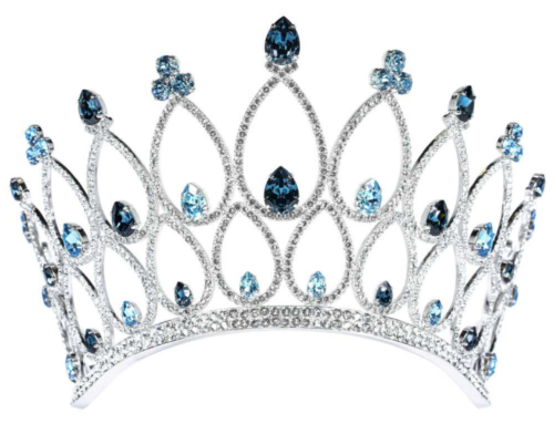 La couronne de Miss France 2019 [Bijoux]