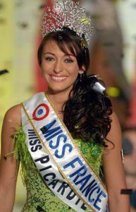 Rachel Trapani Miss France 2007