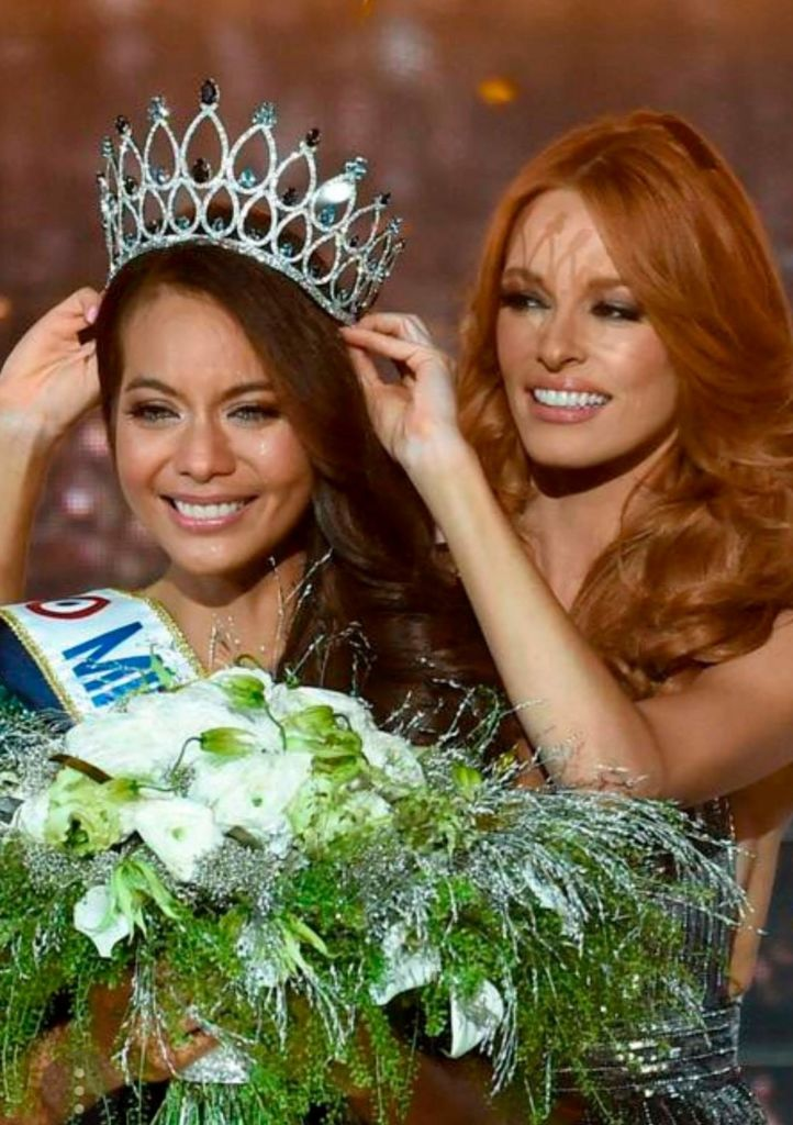 Vaimalama Chaves Miss France 2019 Julien D'Orcel