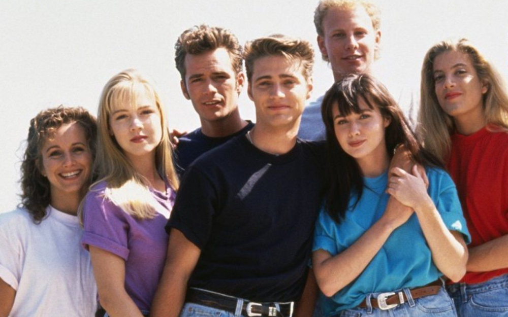 Beverly Hills 90210 90s