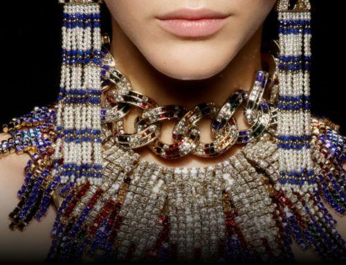 Chanel Savoir-Faire à la mode égyptienne [Défilé]