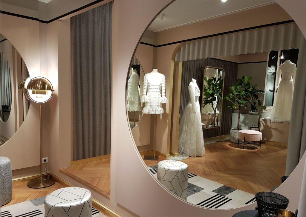 Nicolas Fafiotte perspective boutique Lyon