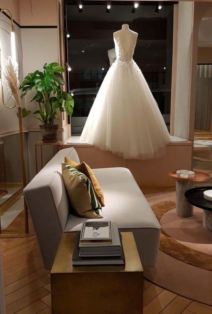 Robe de mariée Nicolas Fafiotte