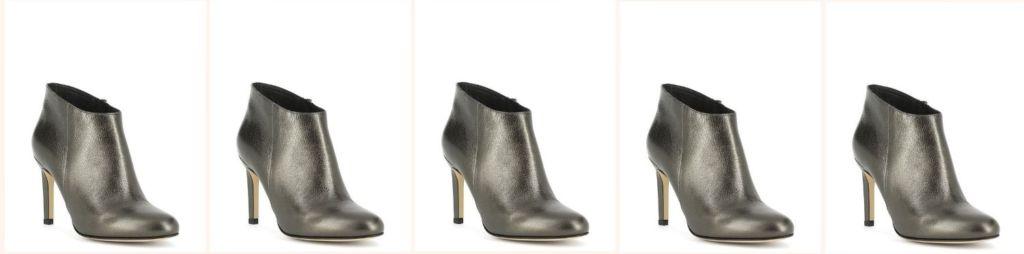 Boots Atiola métallisé San Marina