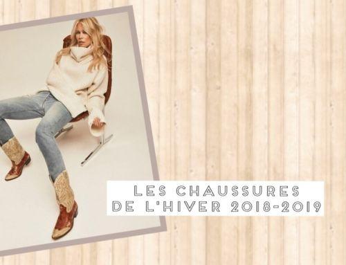 Les chaussures de l'hiver 2019 [Tendances]