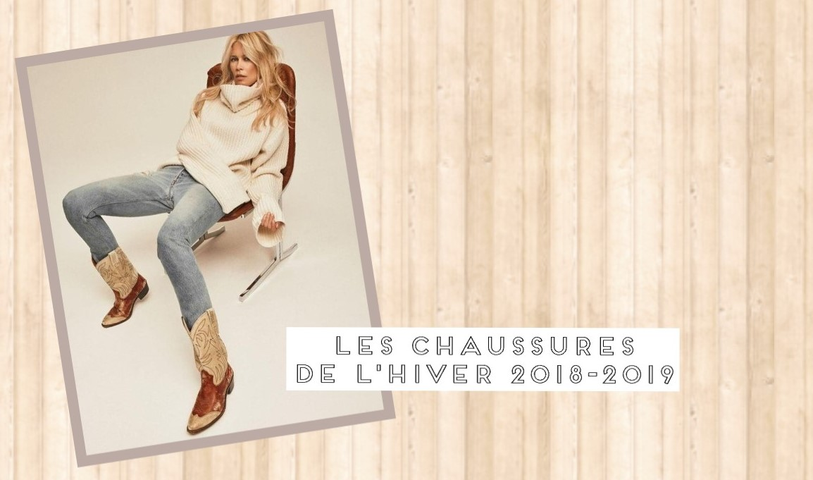 Chaussures tendance hiver 2018-2019