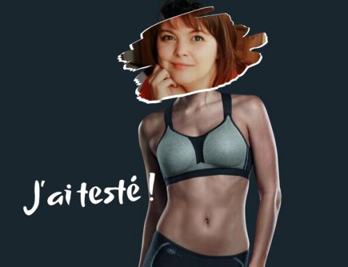 Lingerie Anita Active : un bon maintien pour le sport [J'ai testé]