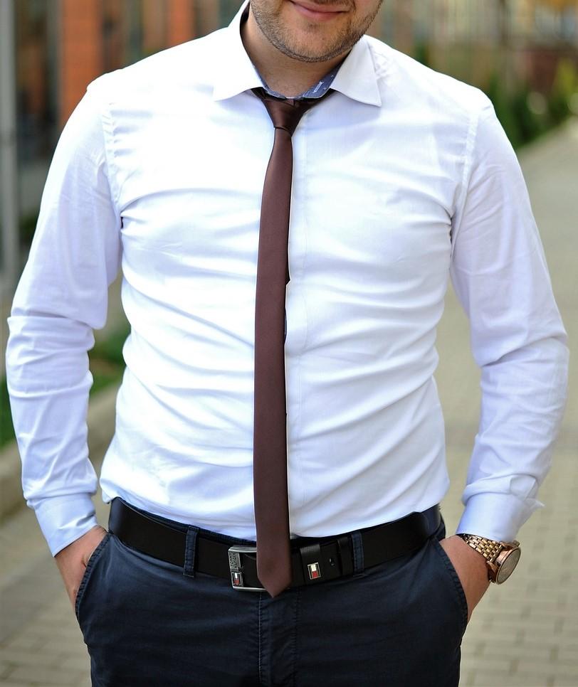 Bonne taille chemise homme
