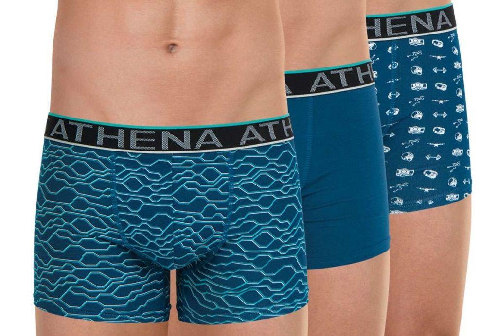 Boxers Homme Athena