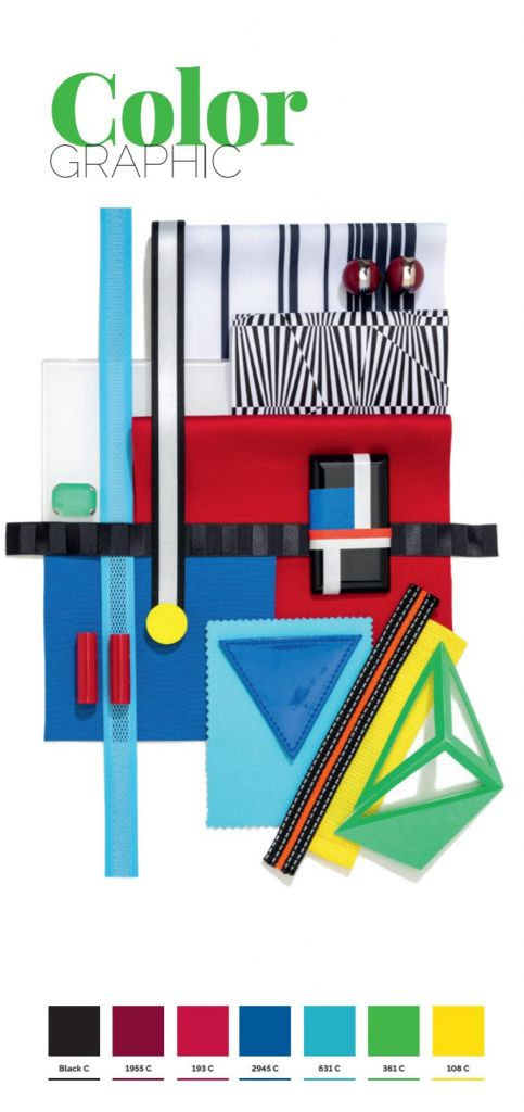 Tendance Eté 2020 Bijoux Bijorhca Color Graphic