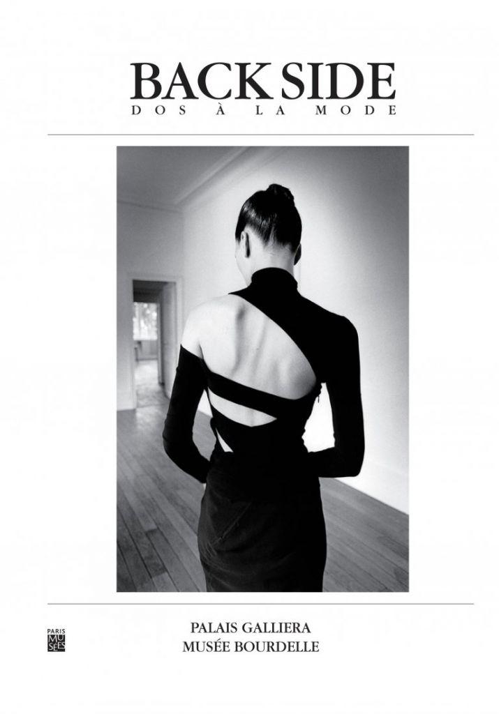 Affiche Expo Backside Dos à la Mode Musée Bourdelle