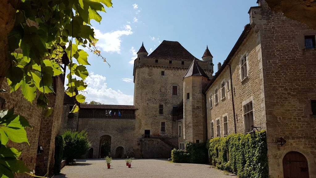 Château du Pin Jura