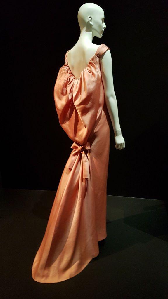 Robe Haute Couture Balenciaga