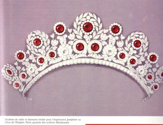 Diadème de Josephine Archives Mauboussin