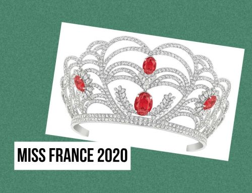 La couronne de Miss France 2020