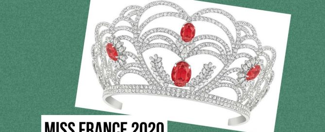 Miss France 2020 Couronne Julien d'Orcel