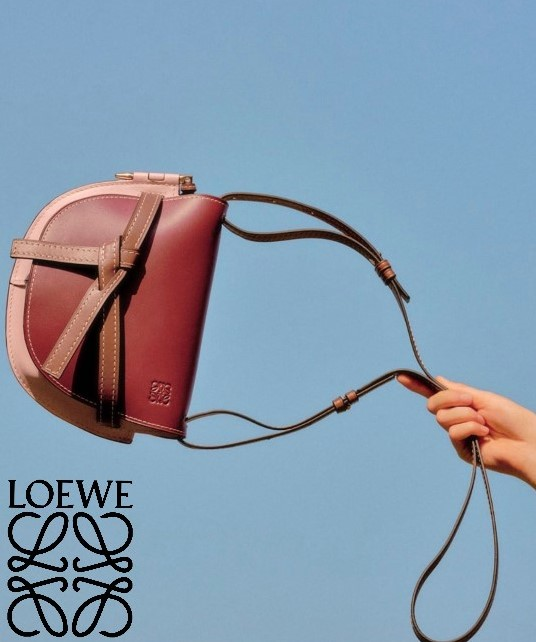Sac Luxe Cuir Loewe