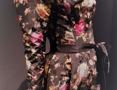 Les coulisses de la Haute-Couture Yves Saint-Laurent à Lyon [Expo]