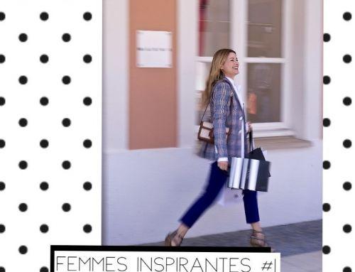 Portraits de femmes inspirantes #1 : Isabelle Thomas