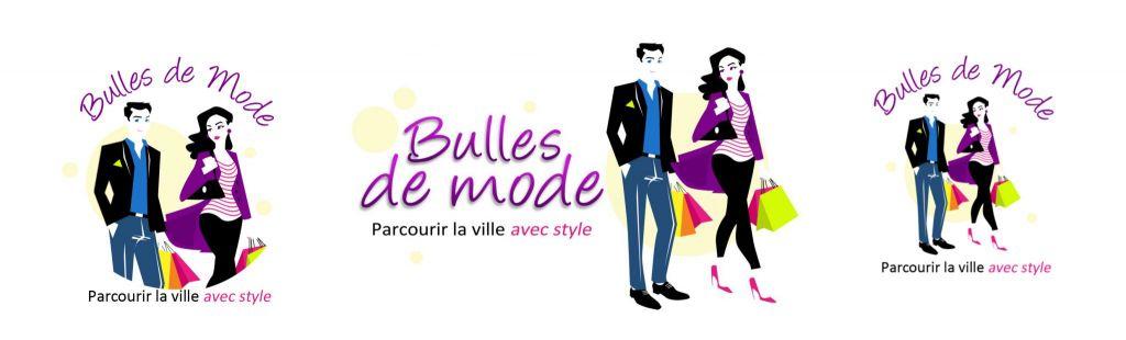 Bulles de Mode logos