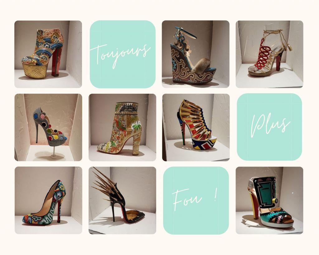 Chaussures des plus folles Christian Louboutin
