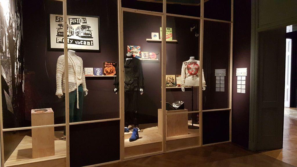 Expo Vivienne Westwood Lyon Mode Punk