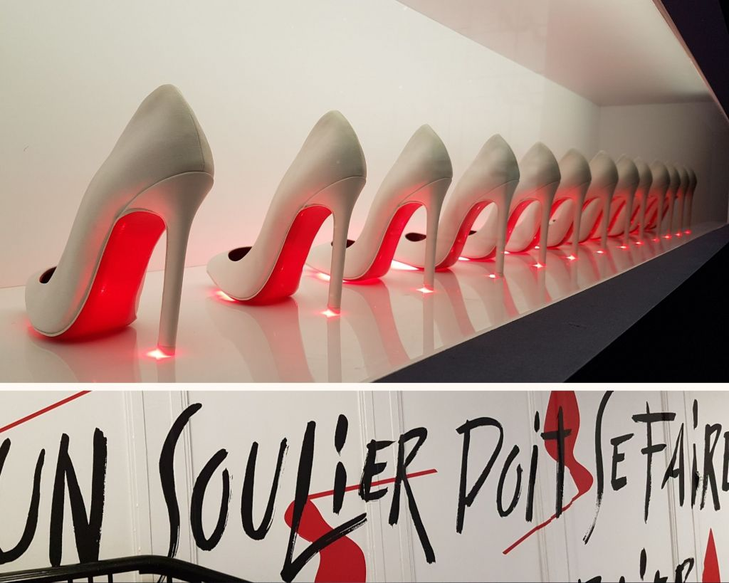 L'univers de Christian Louboutin Expo Porte Dorée