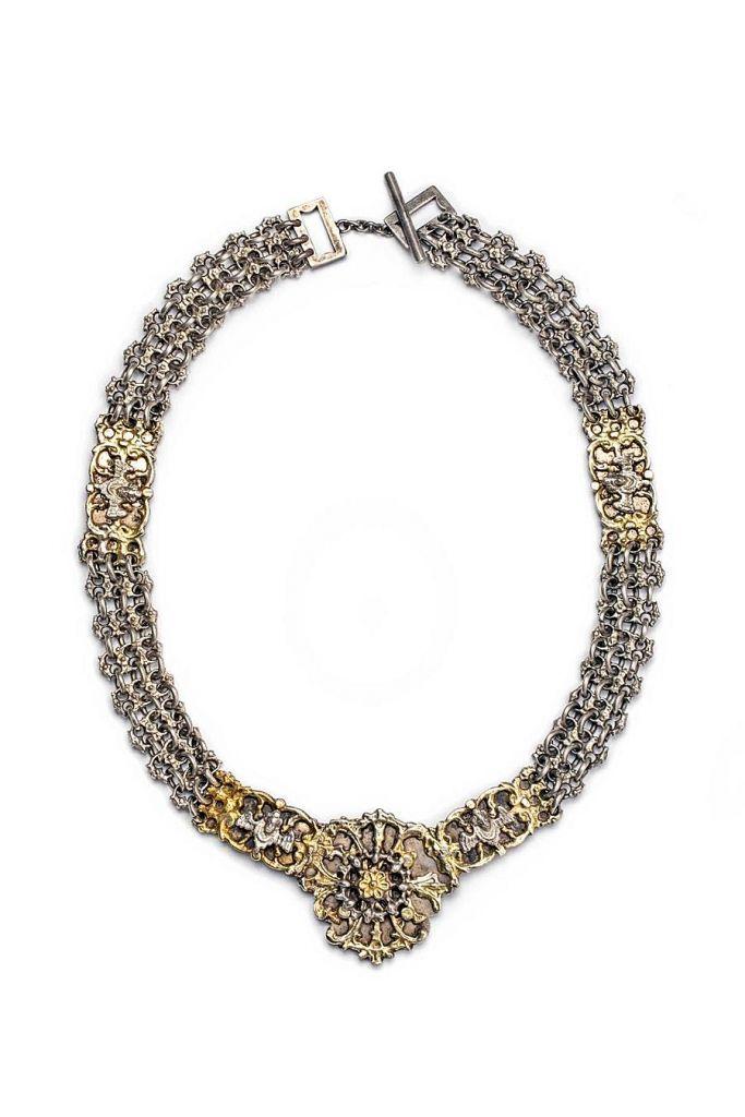 Collier ceinture Renaissance Gabriella Sismann