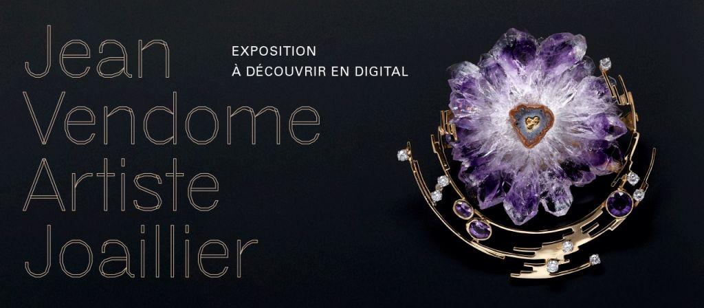 Expo Jean Vendôme L'Ecole Van Cleef and Arpels