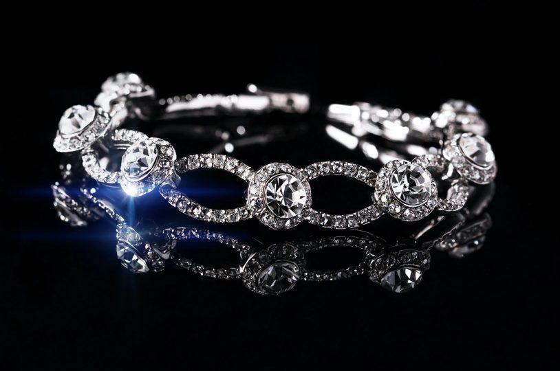 Bracelet strass diamant