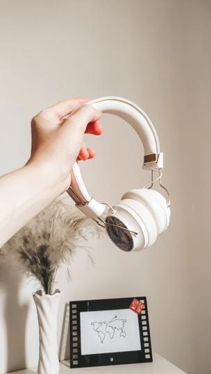 Podcast Blanc