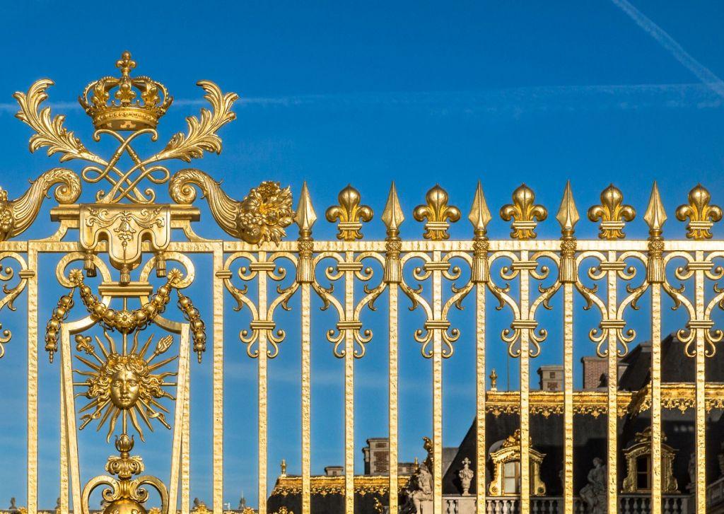 Sheila Sund grille Versailles
