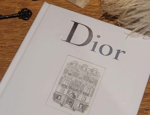 Dior For Ever, beau-livre Larousse à (s')offrir